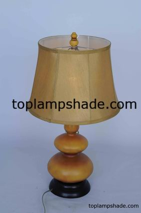 Drum Fabric Table Lampshade-LS1780
